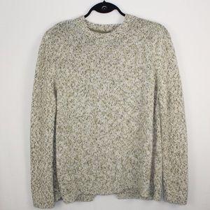 Sweaters - Knit sweater. Open back